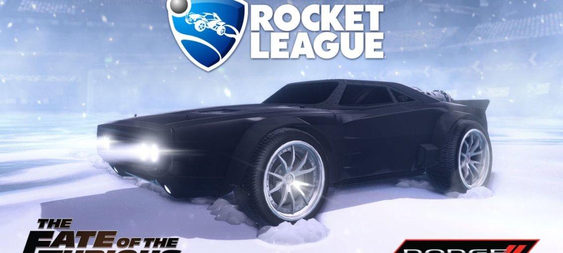 Rocket League Fate of the Furious
