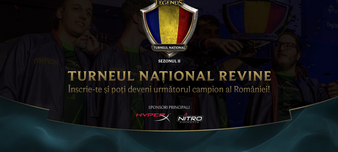 Turneul National de League of Legends