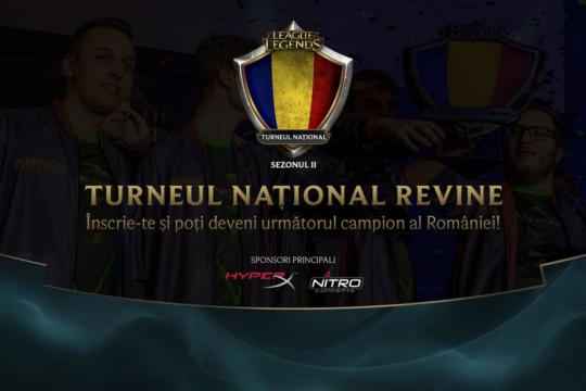 Turneul National de League of Legends