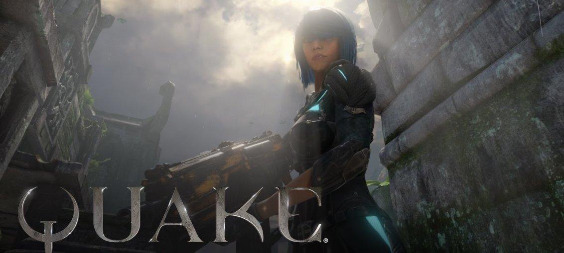 Quake Champions Nyx