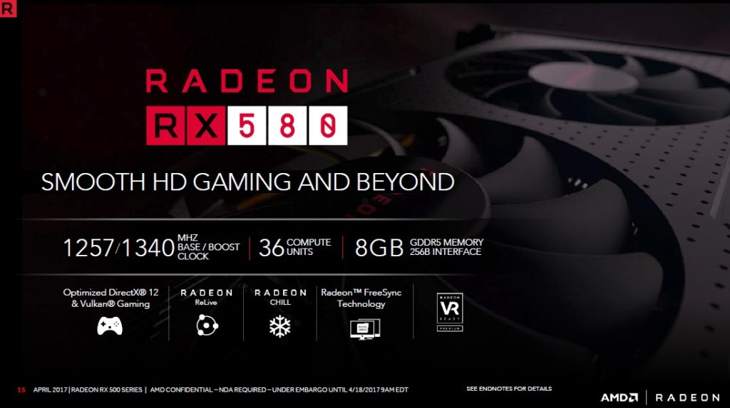 AMD RX 500 Series