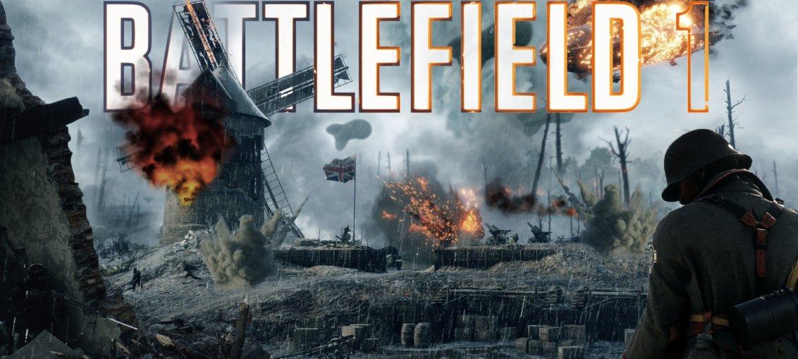 Battlefield 1 updates