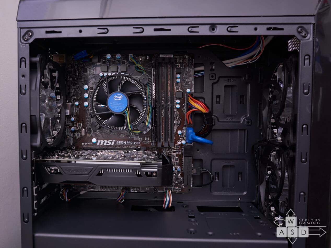 PC Garage Viking