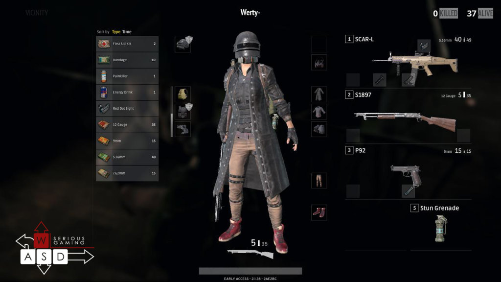 PlayerUnkown's battleogrunds preview
