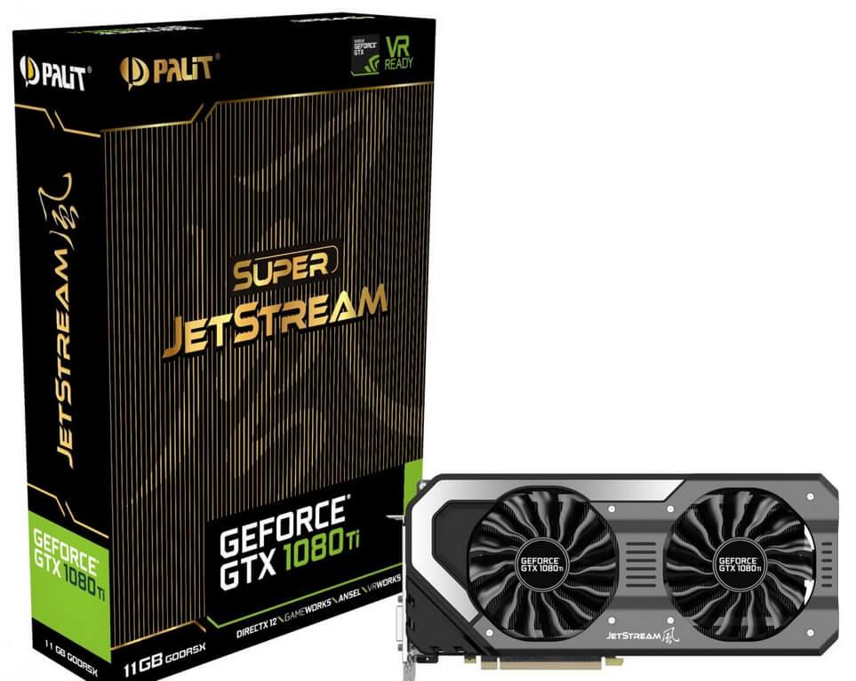 Palit GTX 1080 Ti JetStream