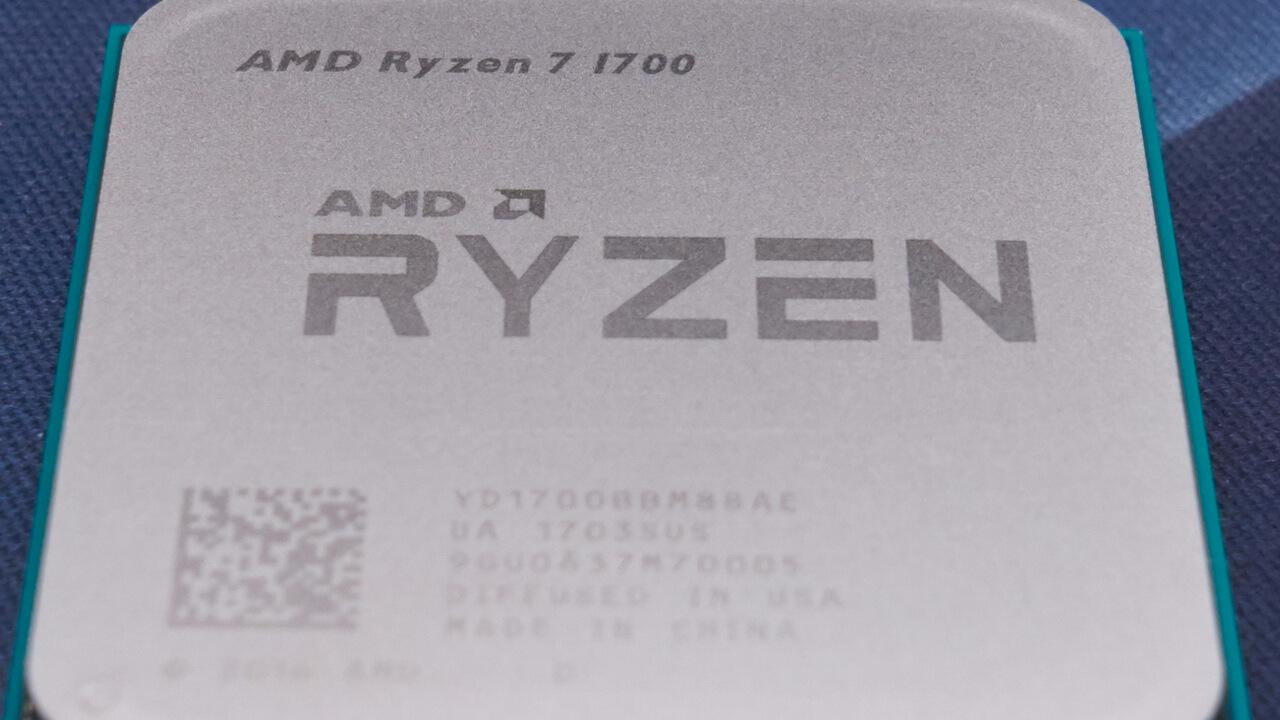 AMD Ryzen 7 1700 & Gigabyte AB350-Gaming 3