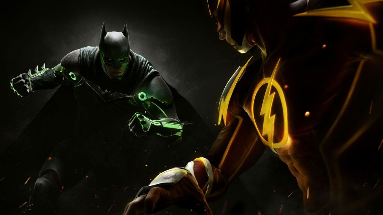 Injustice 2 official launch