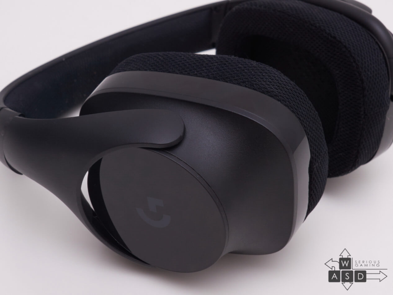 Logitech G533 Wireless Gaming Headset review