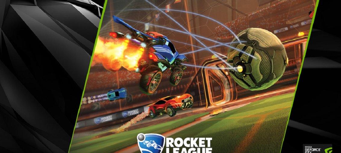 NVIDIA Rocket League Bundle
