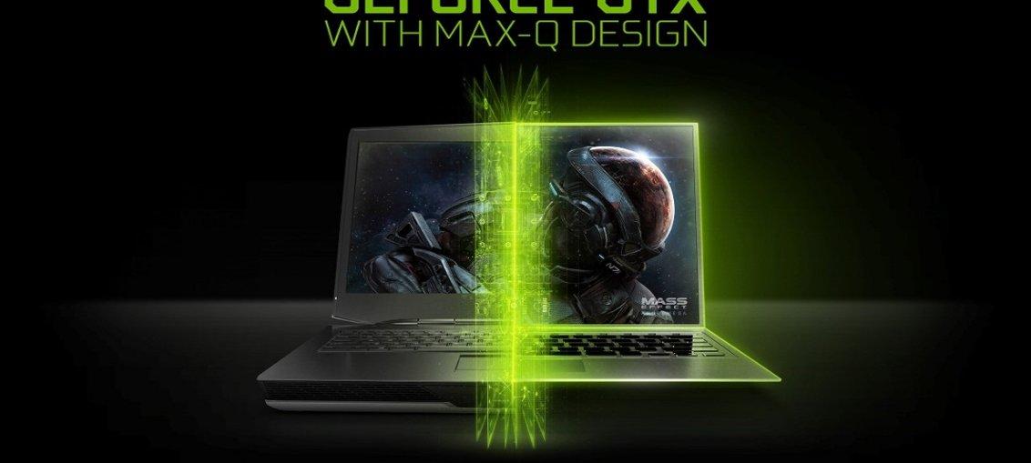 NVIDIA Max-Q laptopS