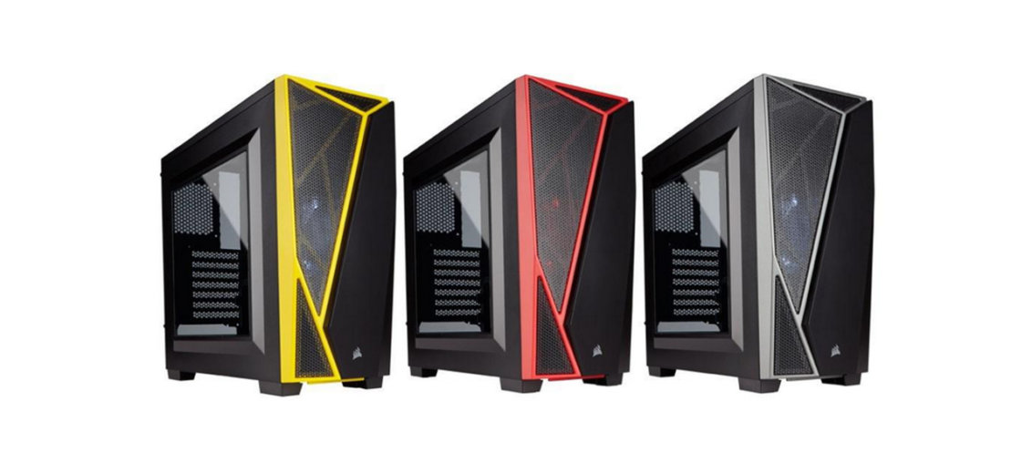 Corsair SPEC-04 case