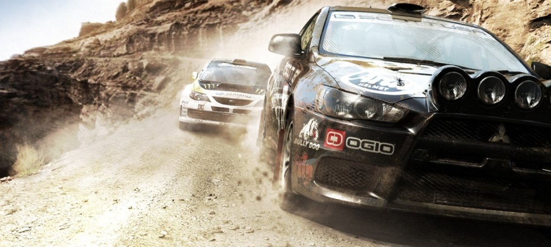 Dirt 4 new trailer
