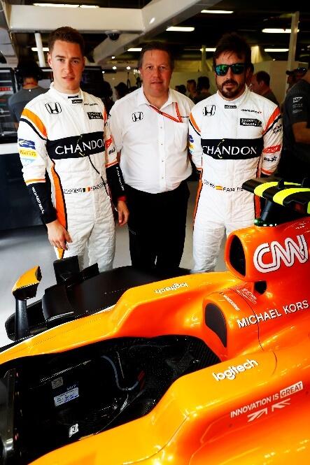 McLaren Logitech G