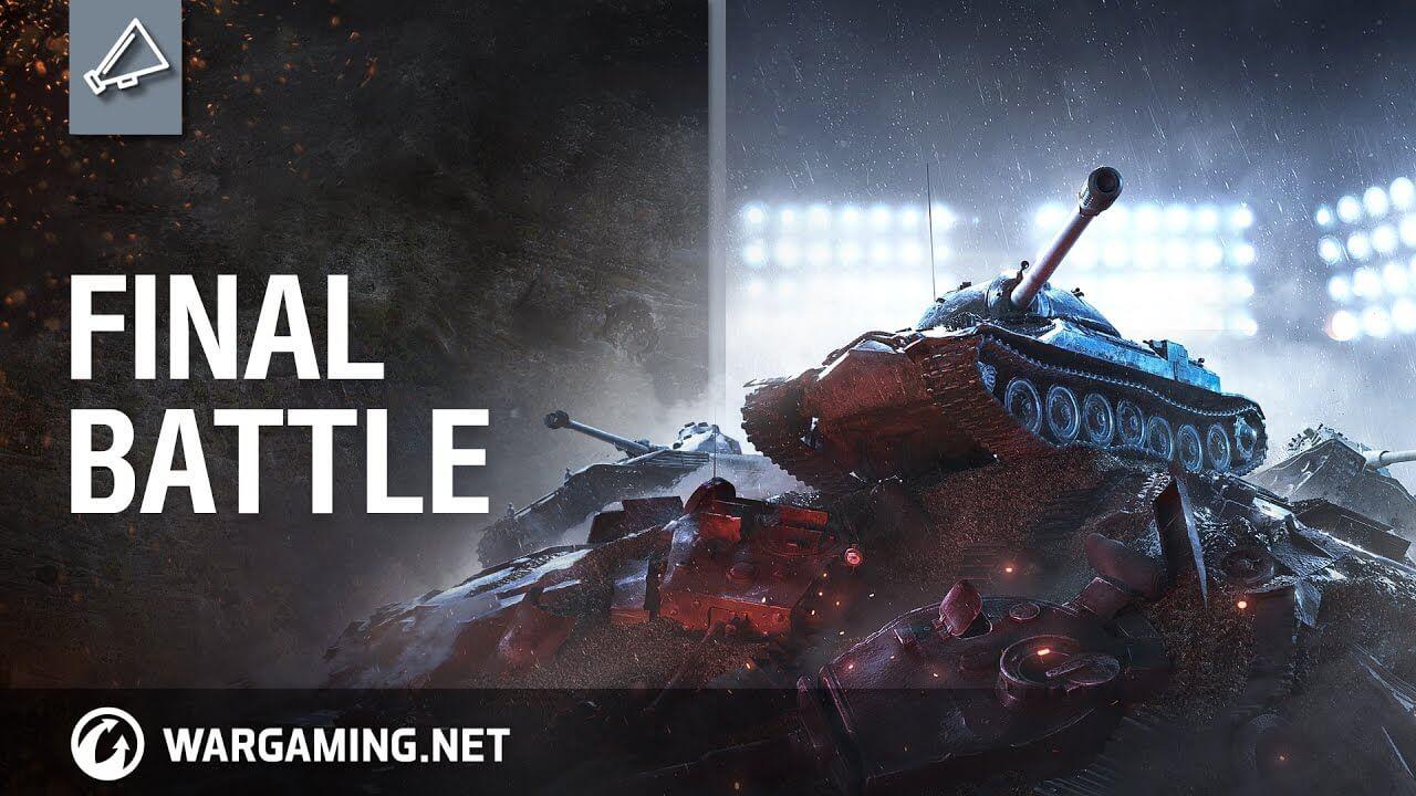 World of Tanks 2017 grand finals