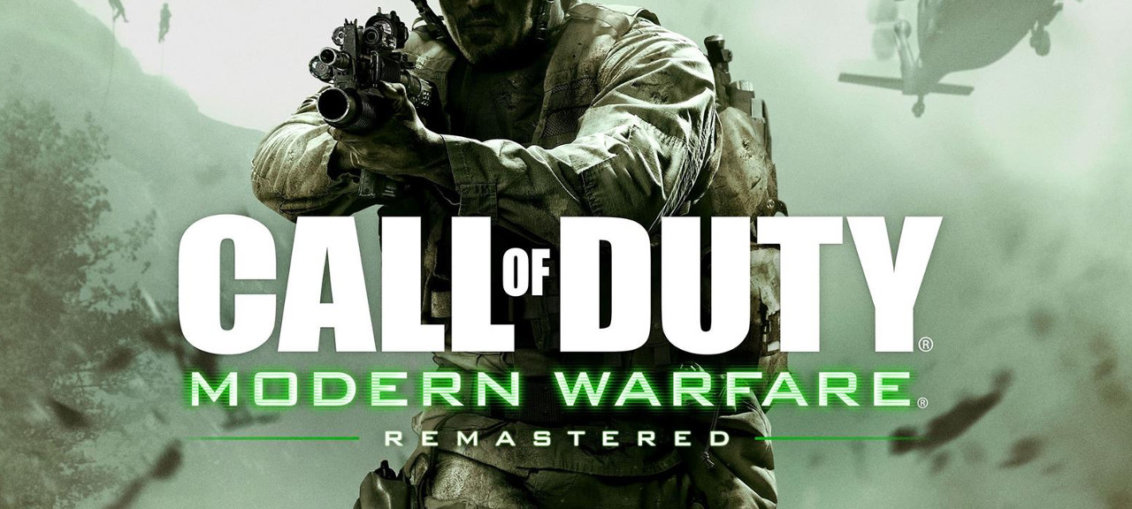 CoD: Modern Warfare remastered standalone