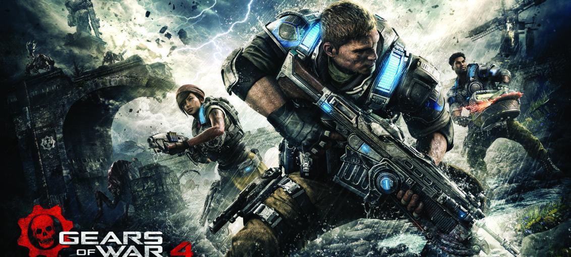 Gears of War 4 free trial