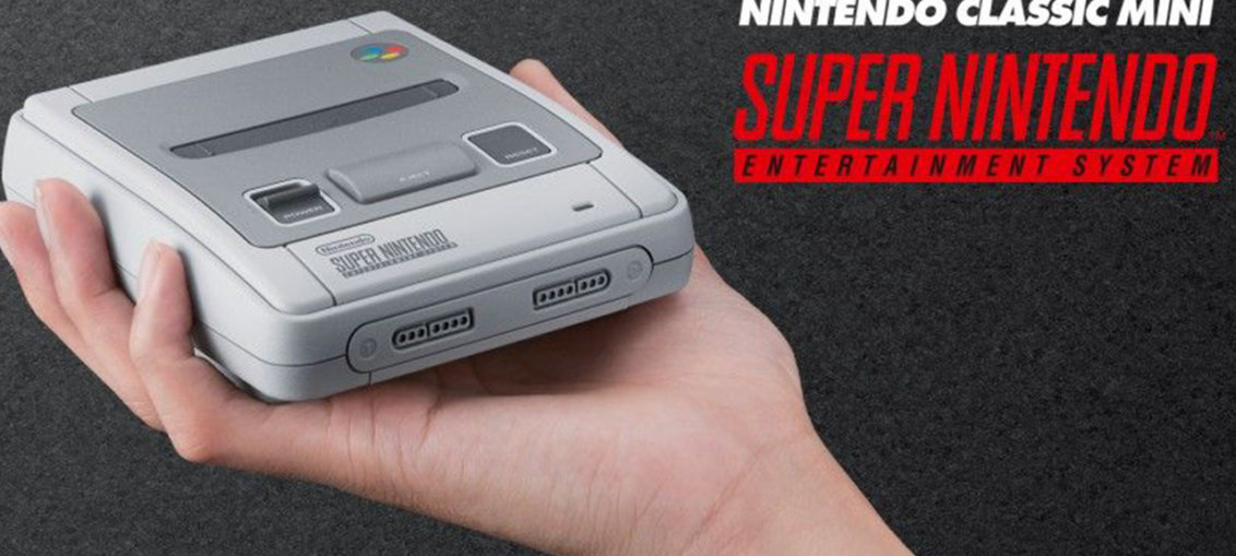 Nintendo Classic Mini: Super Nintendo Edition