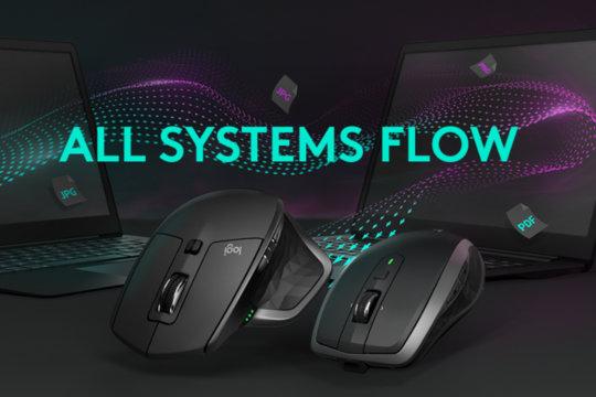 Logitech MX Master mice