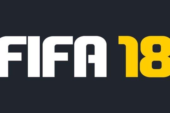 FIFA 18 Cristiano Ronaldo cover