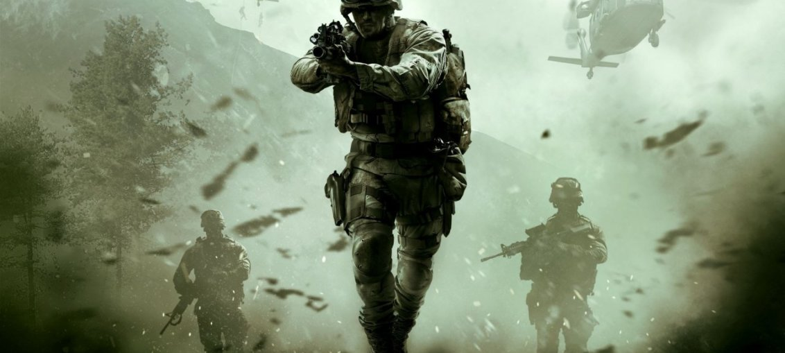 Call of Duty Modern Warfare Standalone