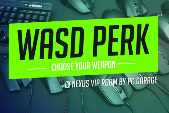 Perk-ul WASD
