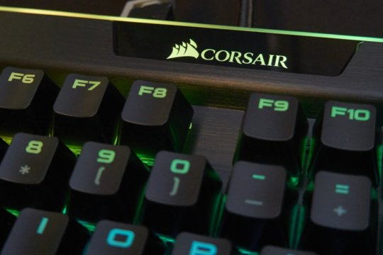 Corsair K95 Platinum Cherry MX Speed