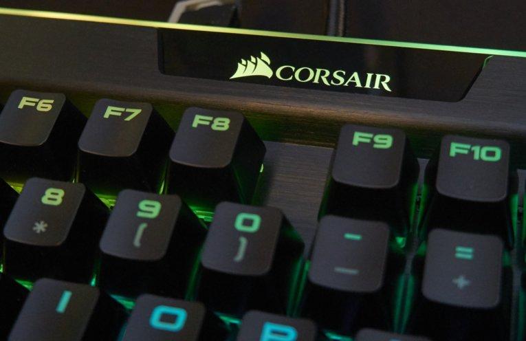 Corsair K95 Platinum Cherry MX Speed