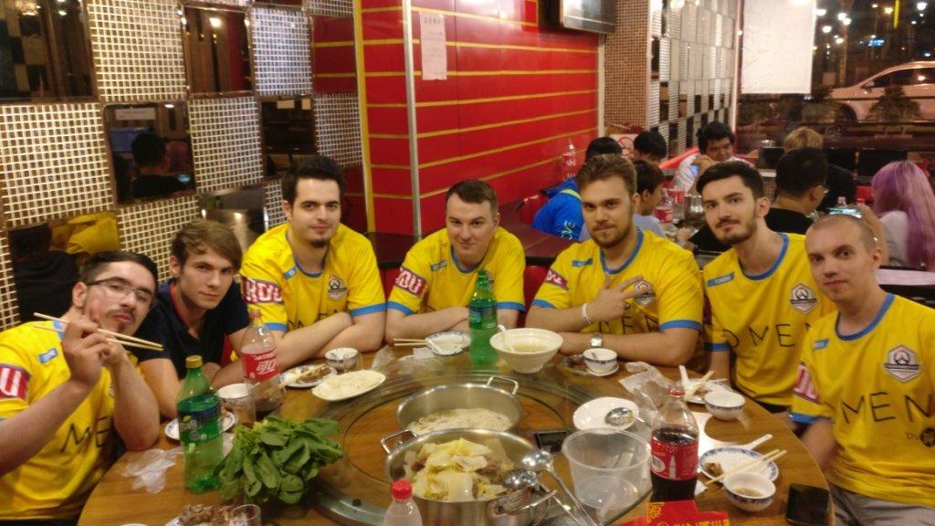 Romania Overwatch National Team