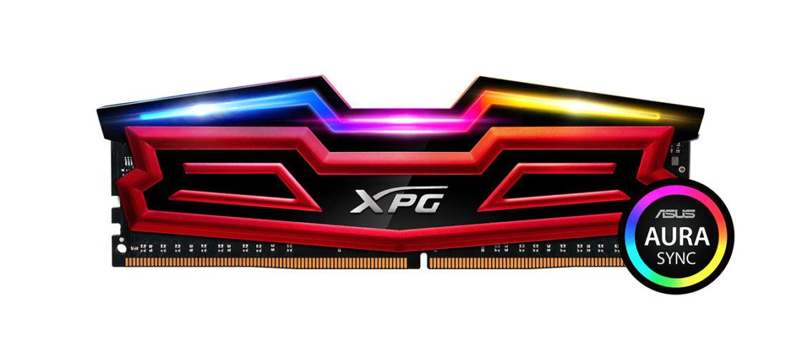 ADATA XPG SPECTRIX D40 RAM
