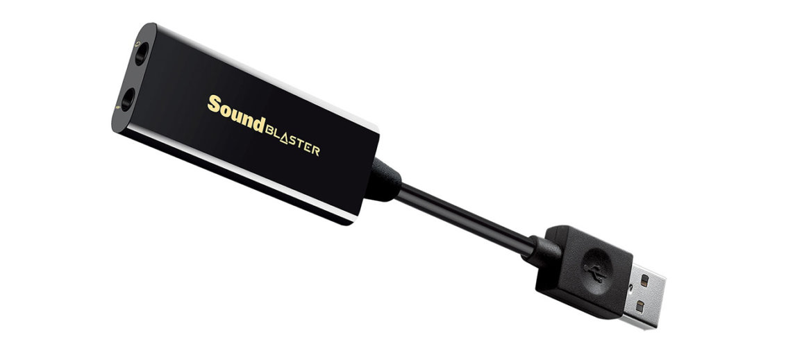 SoundBlaster Play! 3 USB