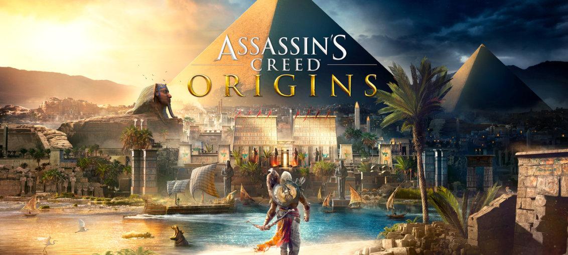 Assassin's Creed Origins world