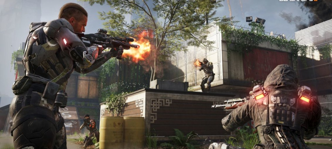 Black Ops 3 days of summer