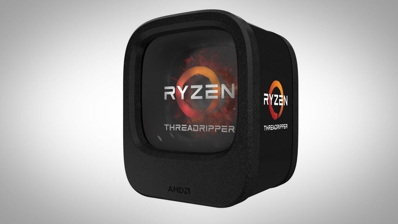 AMD Threadripper 1950X benchmarks