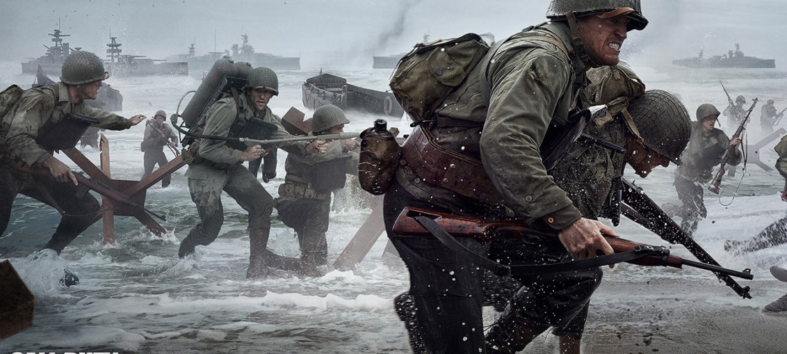 CoD: WWII Valor Edition
