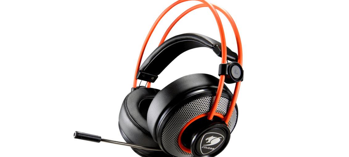 Cougar Immersa headset