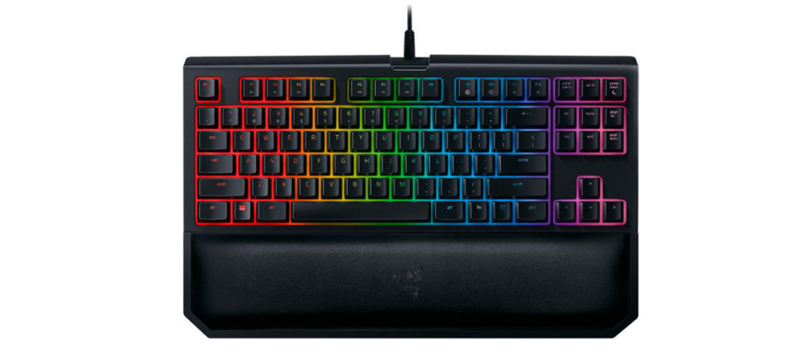 Razer BlackWidow Tournament Edition V2
