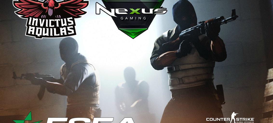 CS:GO Invictus Nexus