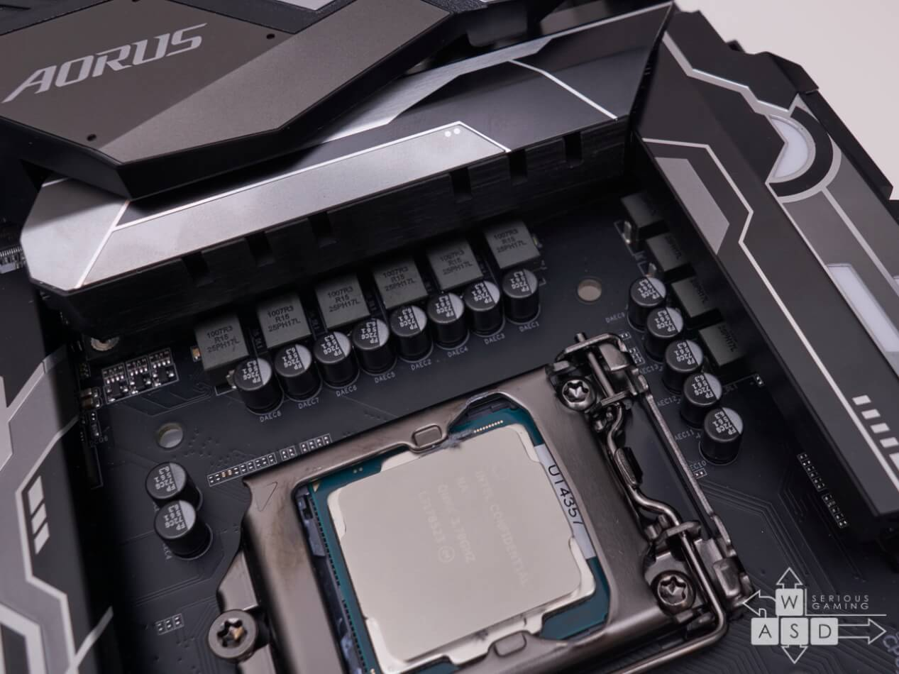 Intel Core i7 8700K & Gigabyte Z370 Gaming 7