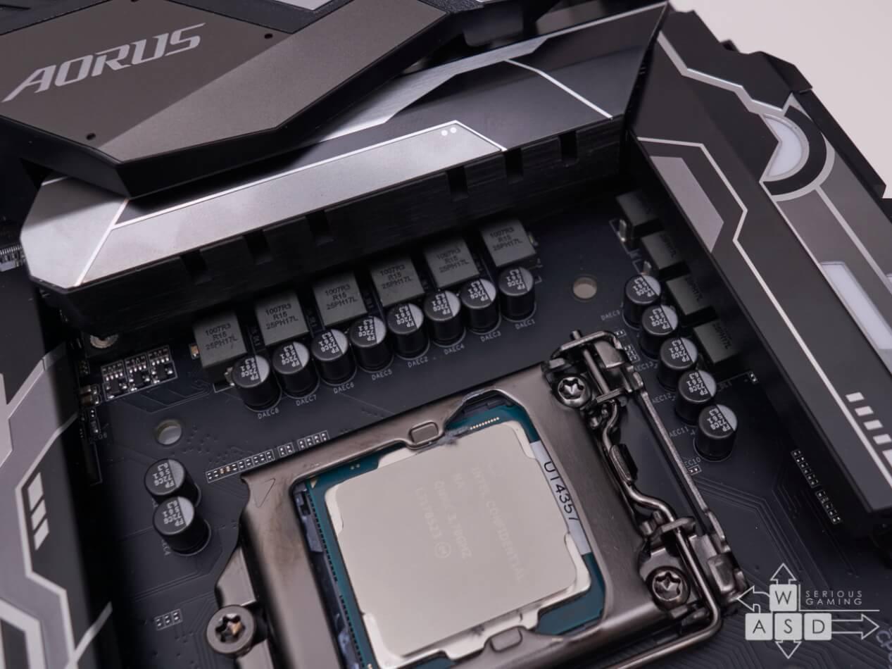 Intel Core i7 8700K & Gigabyte Z370 Gaming 7