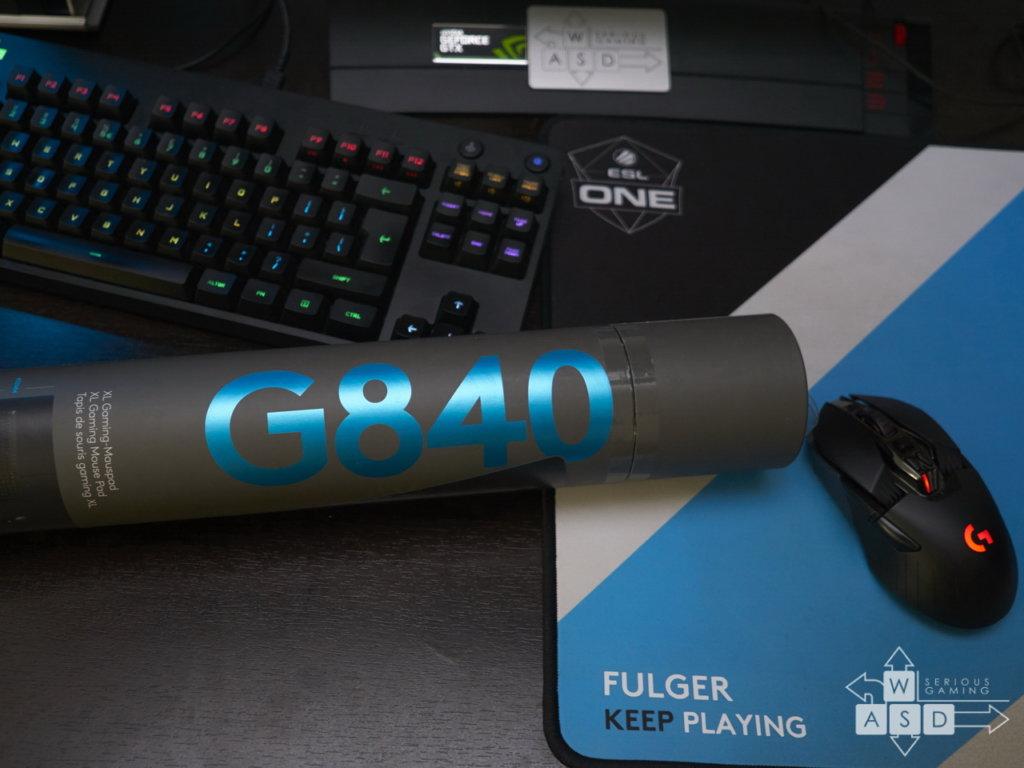 Logitech G840