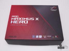 Asus ROG Maximus X Hero Z370