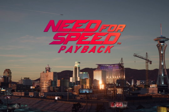 Need For Speed Payback review   WASD