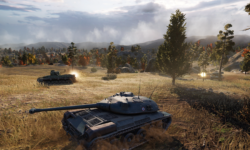 World of Tanks for Xbox One X in 4K HDR | WASD