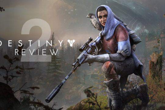 Destiny 2 review | WASD