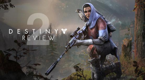 Destiny 2 review   WASD