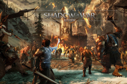 Middle-earth: Shadow of War review | WASD