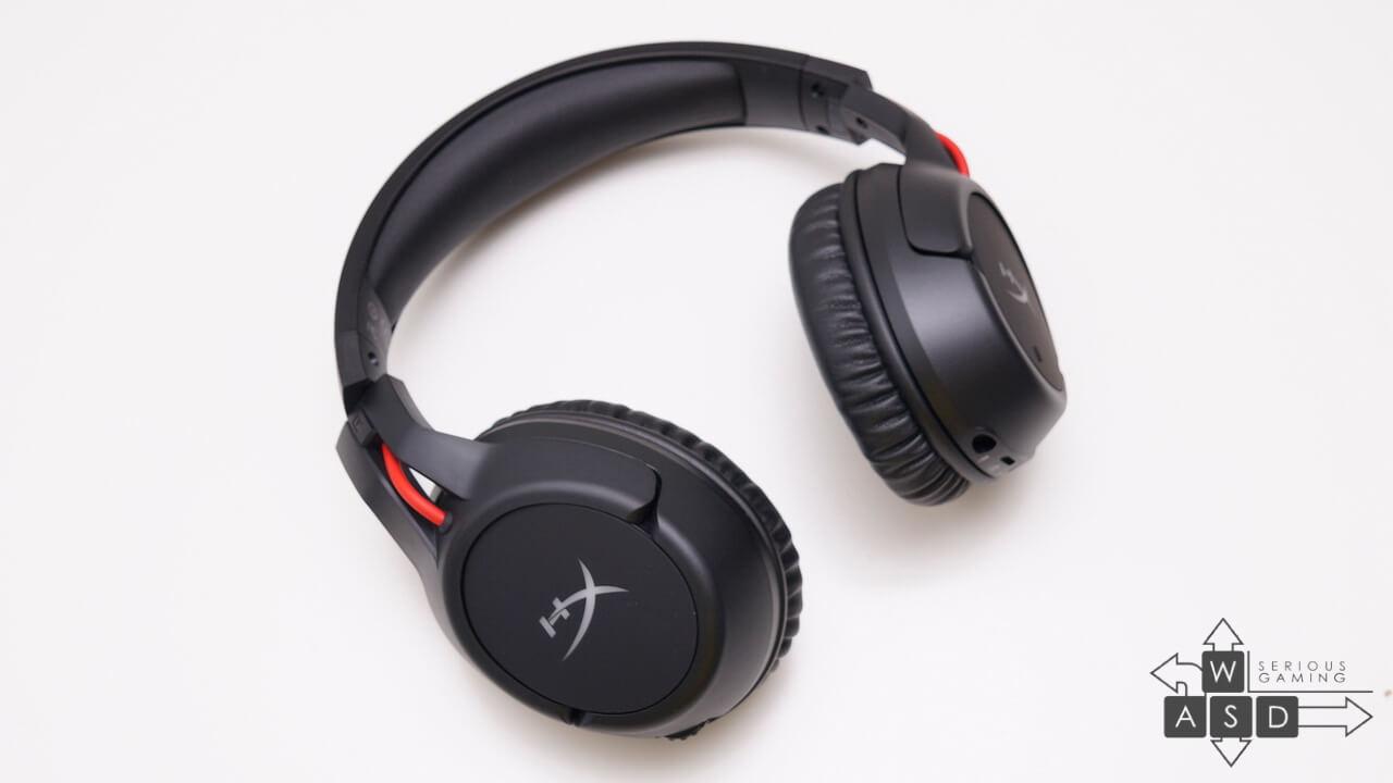 HyperX Cloud Flight Wireless Gaming Headset review | WASD