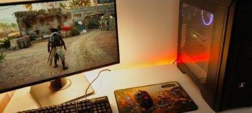 PC Garage Gaming Red Golem V4 review | WASD