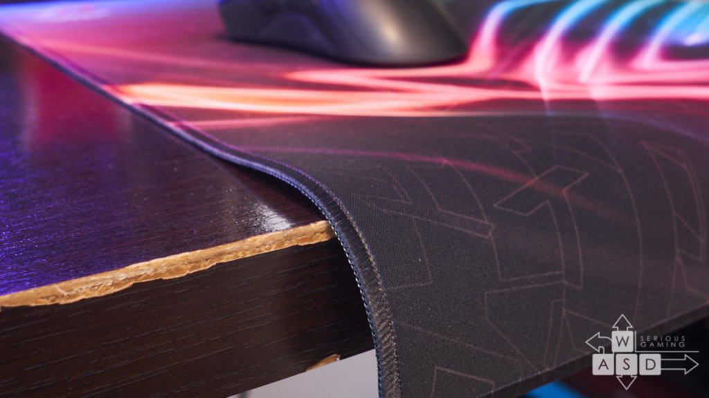 Asus ROG Strix Edge mousepad review | WASD