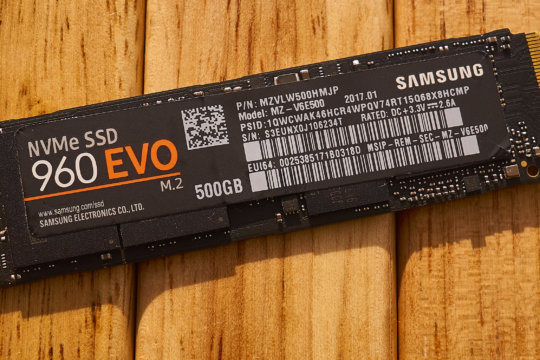 SSD Samsung 960 EVO Series 500GB PCI Express x4 M.2 2280 review | WASD